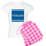 Patrolman Blues Women's Light Pajamas