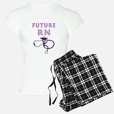 Nurse Future RN Pajamas