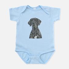 NBlu Portrait Infant Bodysuit