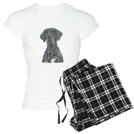 NBlu Portrait Women's Light Pajamas