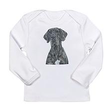 NBlu Portrait Long Sleeve Infant T-Shirt