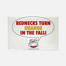 Rednecks Rectangle Magnet