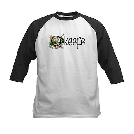 O'Keefe Celtic Dragon Kids Baseball Jersey