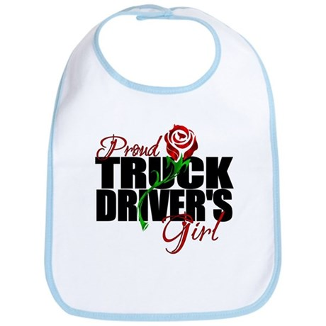 Be Proud - Truck Driver's Girl Bib