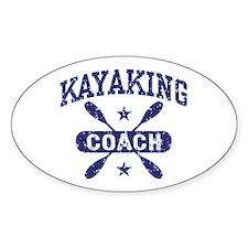 Kayaking Coach Decal