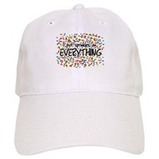 I Put Sprinkles on Everything Baseball Cap
