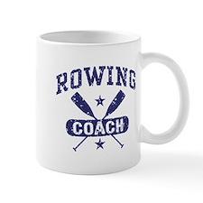 Rowing Coach Small Mug