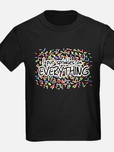 I Put Sprinkles on Everything T