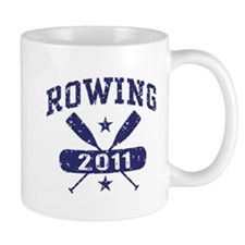 Rowing 2011 Mug