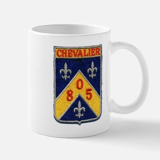USS CHEVALIER Mug