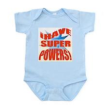 SUPER POWERS! Infant Creeper