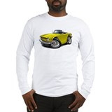 British car tr6 Long Sleeve T-shirts