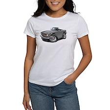 Triumph TR6 Silver Car Tee
