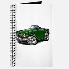Triumph TR6 Green Car Journal