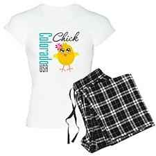 Colorado Chick Pajamas