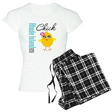 Rhode Island Chick Pajamas