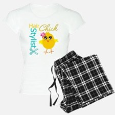 Hair Stylist Chick v2 Pajamas