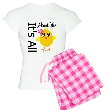 It's All About Me Chick Women's Light Pajamas