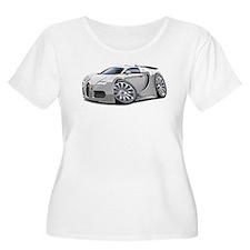 Veyron White Car T-Shirt