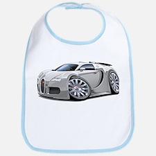 Veyron White Car Bib