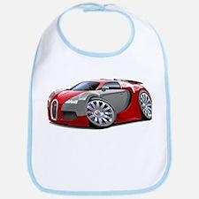 Veyron Red-Grey Car Bib