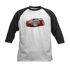 Veyron Red-Grey Car Tee