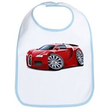 Veyron Red Car Bib