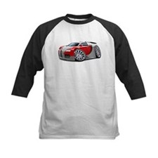 Veyron Grey-Red Car Tee