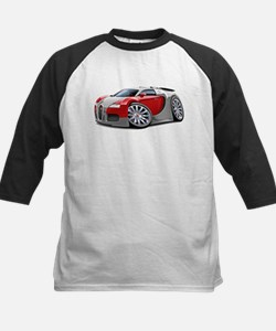 Veyron Grey-Red Car Tee