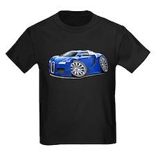 Veyron Blue Car T