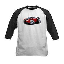 Veyron Black-Red Car Tee