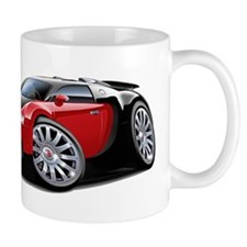 Veyron Black-Red Car Mug