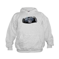 Veyron Black-Grey Car Hoodie