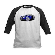 Veyron Black-Blue Car Tee