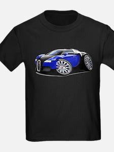 Veyron Black-Blue Car T