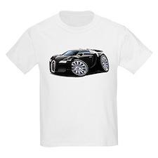 Veyron Black Car T-Shirt