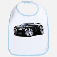 Veyron Black Car Bib