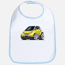 Smart Yellow Car Bib
