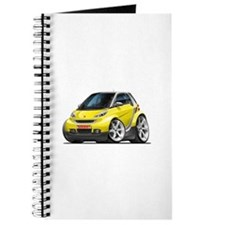 Smart Yellow Car Journal