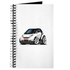 Smart White-Black Car Journal