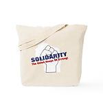Solidarity - White State - Fi Tote Bag