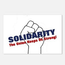 Solidarity - White State - Fi Postcards (Package o