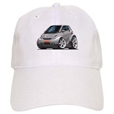 Smart Silver Car Baseball Baseball Cap