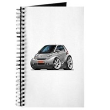 Smart Silver Car Journal