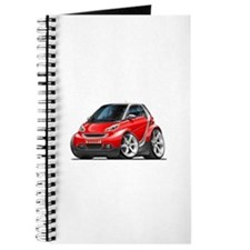 Smart Red Car Journal