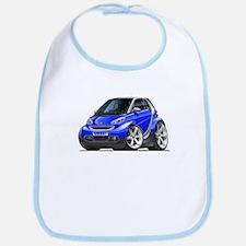 Smart Blue Car Bib