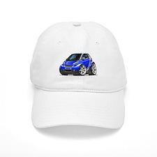 Smart Blue Car Baseball Cap