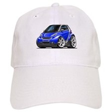 Smart Blue Car Cap