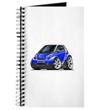 Smart Blue Car Journal