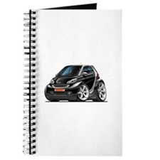 Smart Black Car Journal